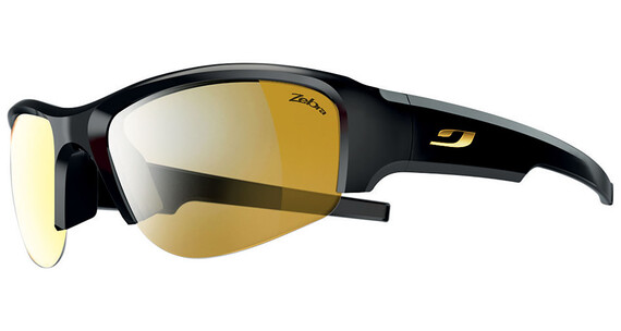 Julbo Access Zebra Glasses Shiny Black